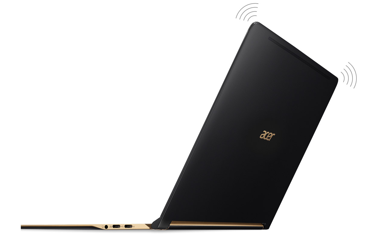 Acer Swift 7 port USB-C