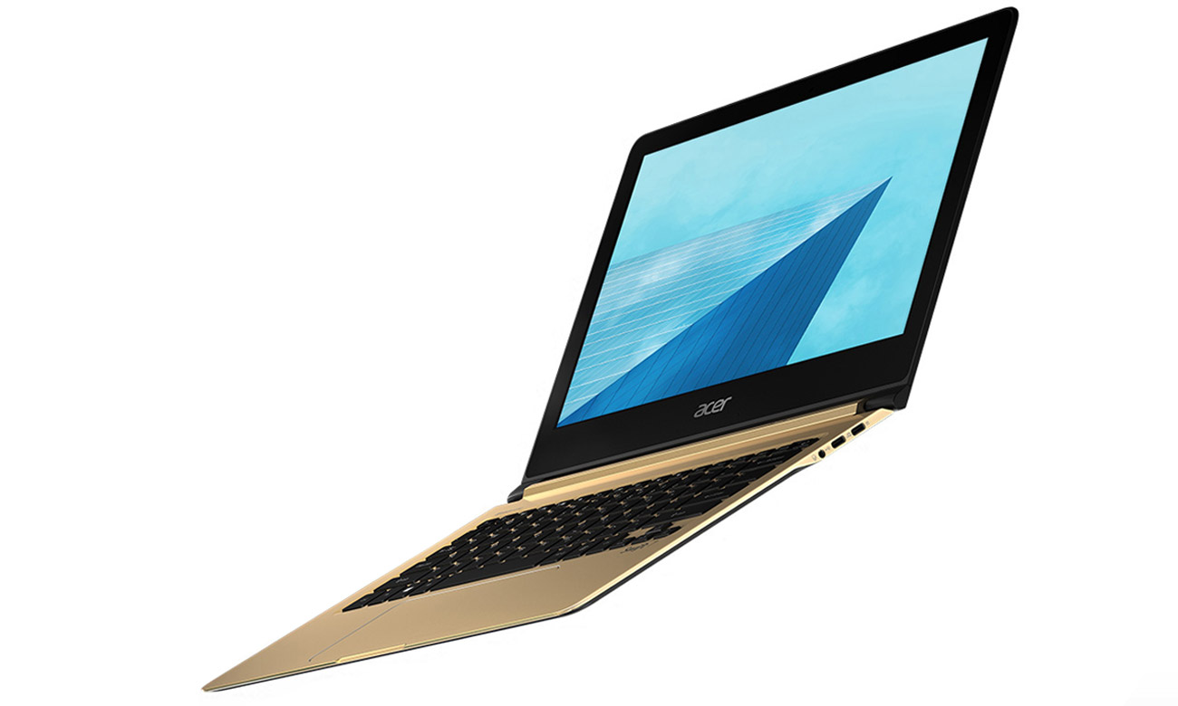 Acer Swift 7 technologia Acer Color Intelligence