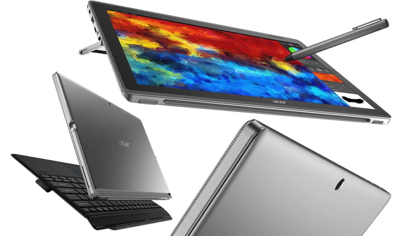 Acer Switch 3 Wszechstronna funkcjonalność i modna stylistyka