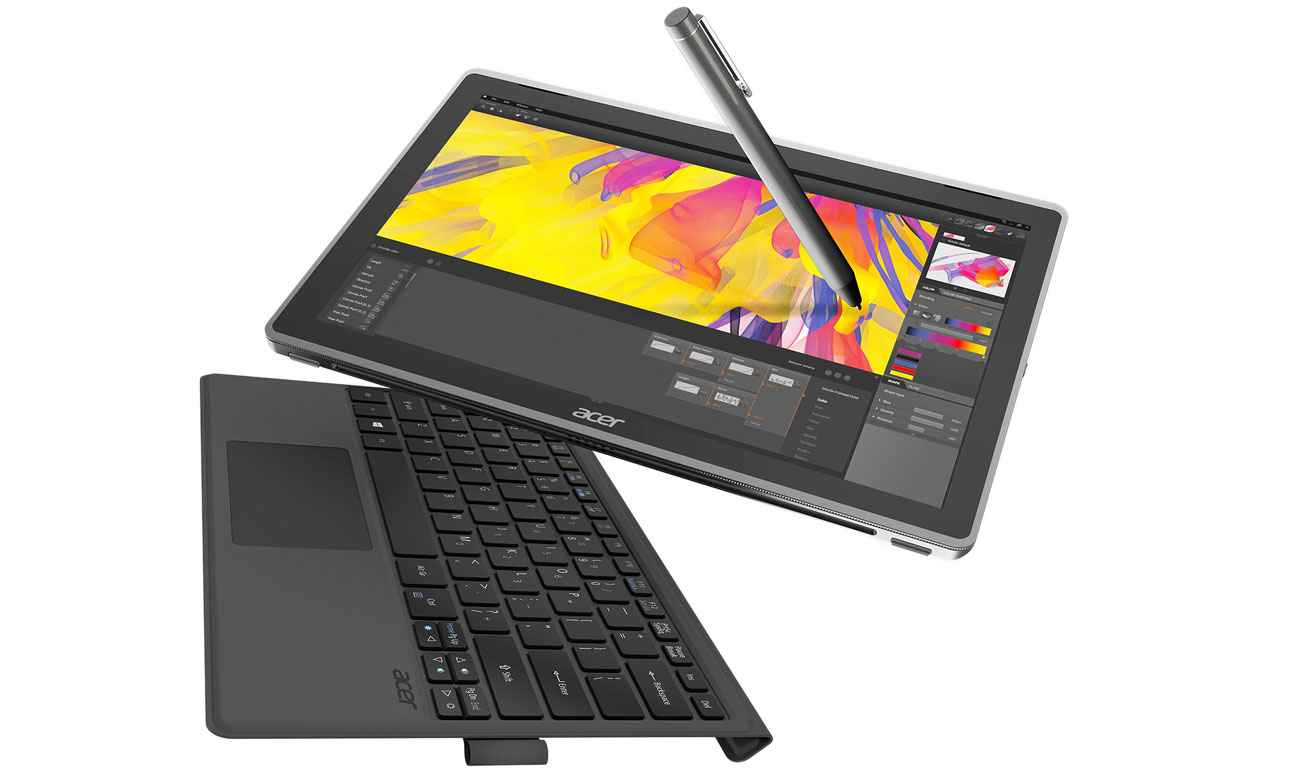 Acer Switch 3 Funkcja Windows Ink oraz rysik Acer Active Stylus