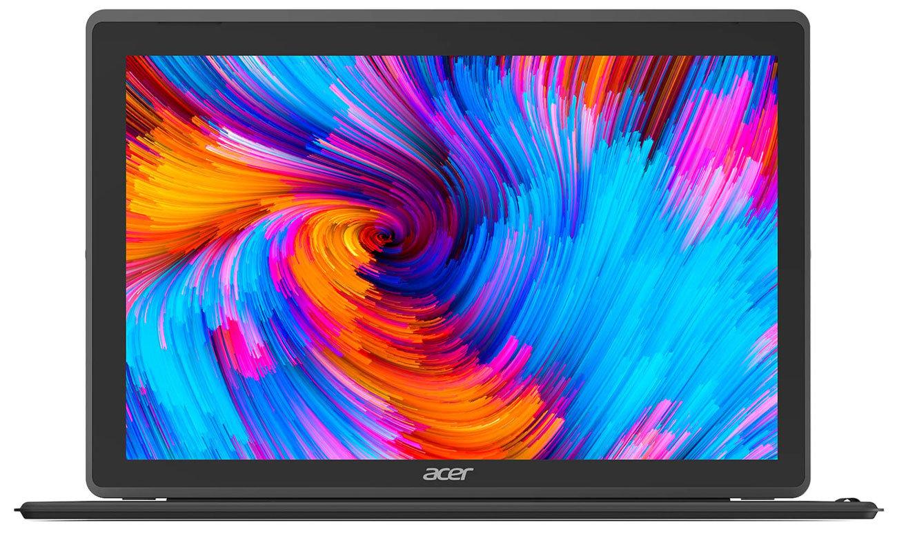 Acer Switch 3 Wspaniała jakość dźwięku i obrazu