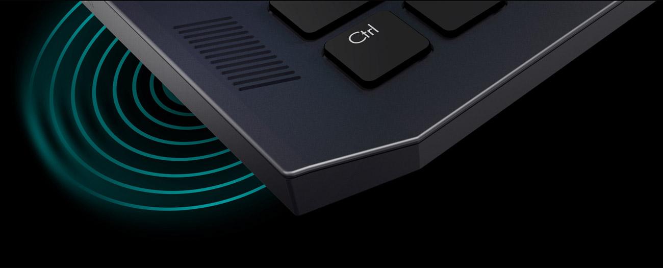 Acer Predator Triton 700 głośniki stereo