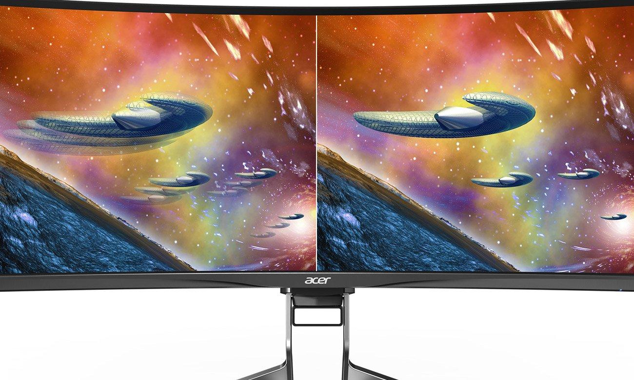 Acer XR 1 ms czas reakcji MPRT