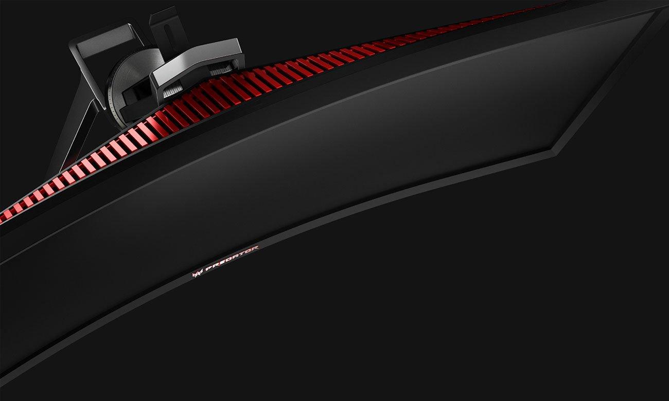 Acer Predator Z35 Curved czarny