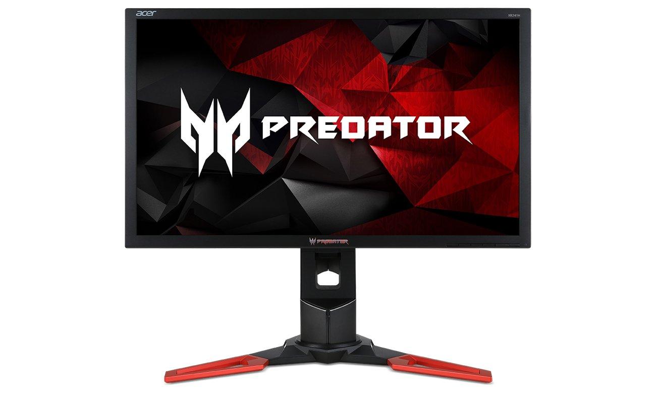 Acer Predator XB1 gamingowy wygląd