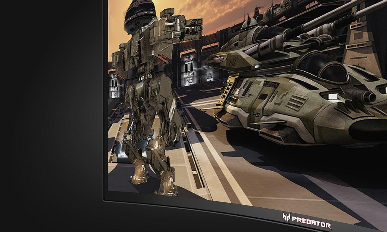 Acer Predator Z1 Rozgrywka