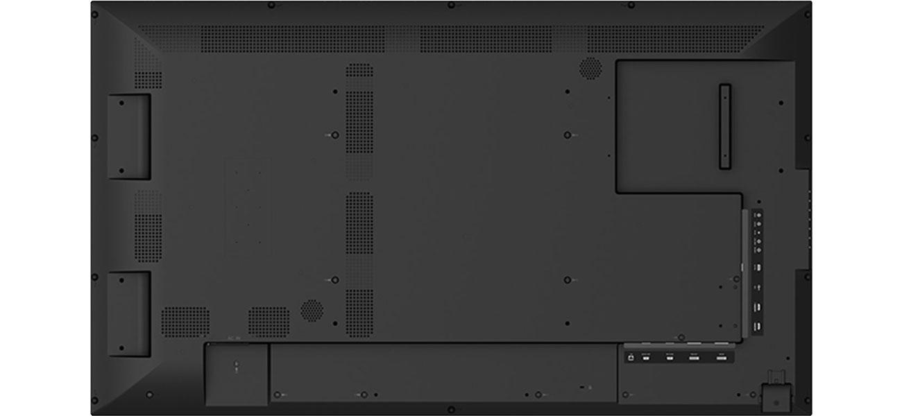 Acer DV553BMIIDV - Widok z tyłu