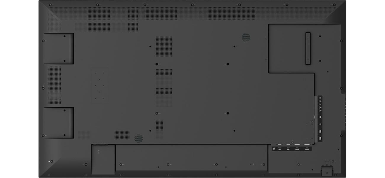 Acer DV653BMIIDV - Widok z tyłu