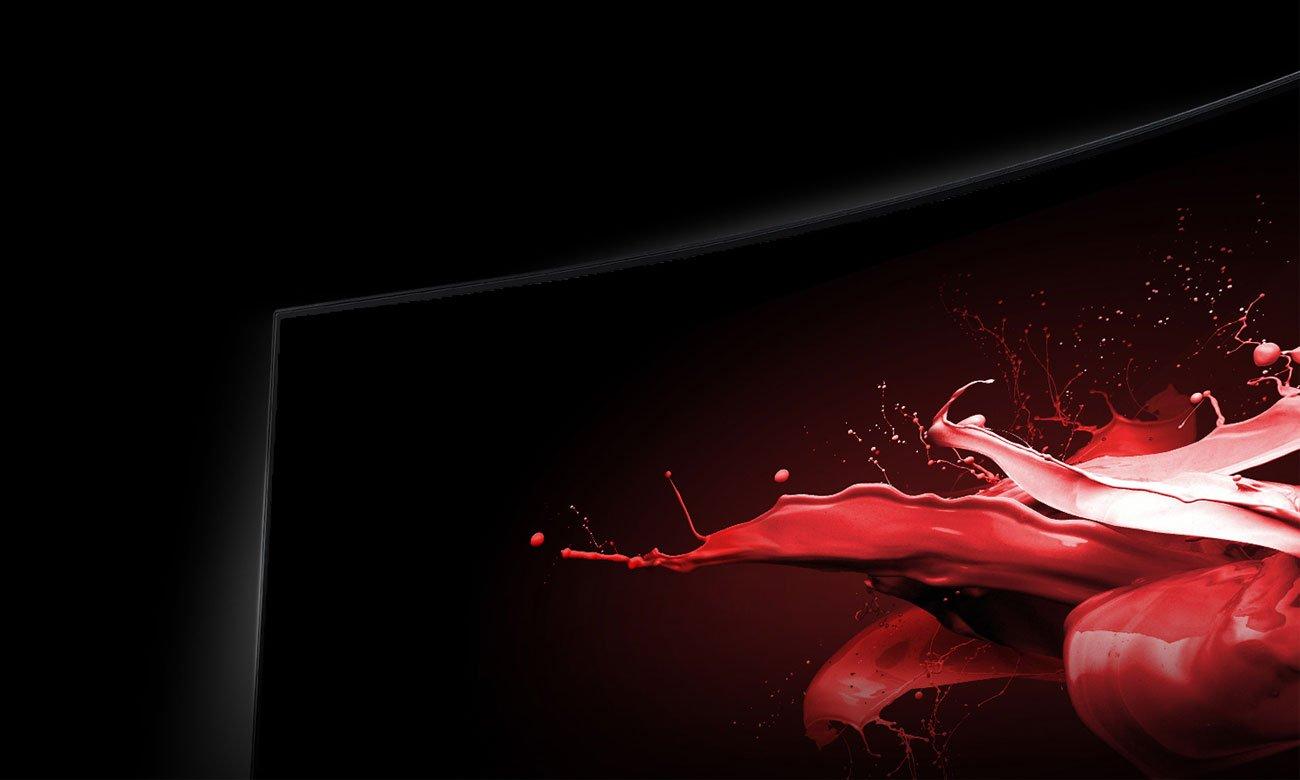 Acer Nitro EI491CRPBMIIIPX Prezencja