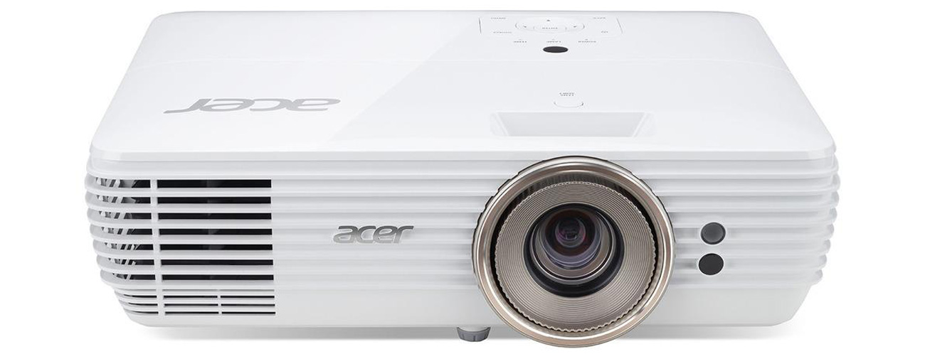 Acer V7850 DLP Łatwa Obsługa