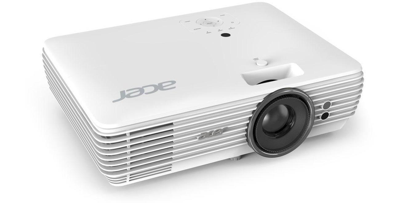 Acer V7850 DLP Możliwości