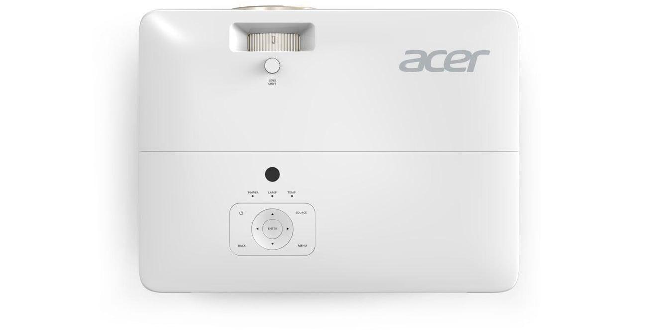 Acer V7850 DLP Rozdzielczość 4K