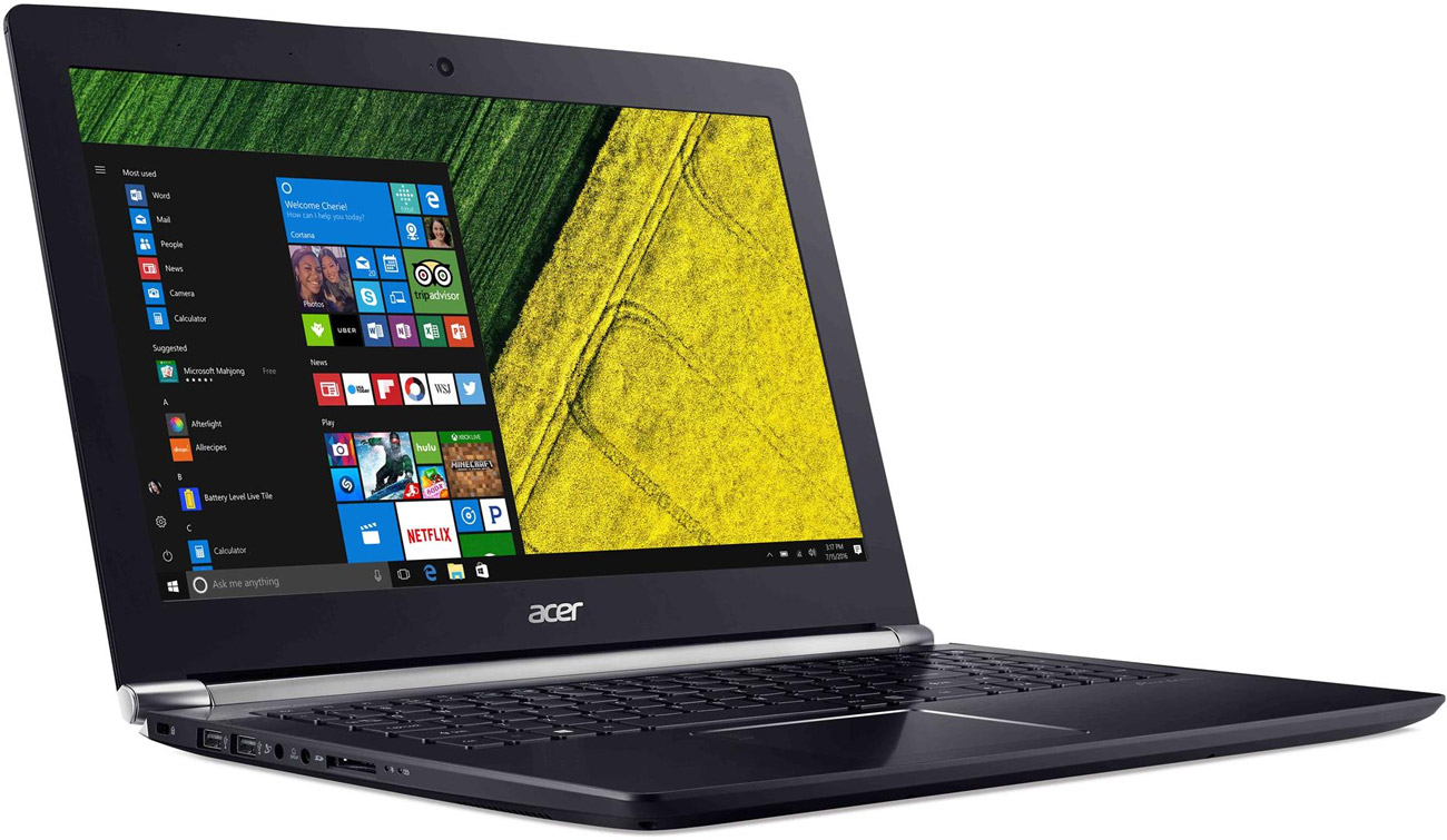 Acer VN7-593G karta graficzna NVIDIA GeForce GTX