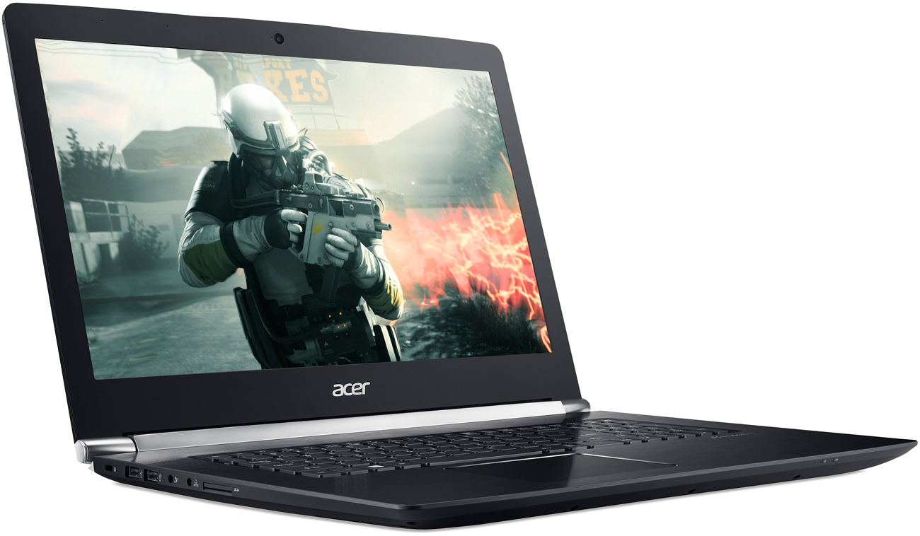 Acer VN7-793G procesor Intel Core i5 siódmej generacji