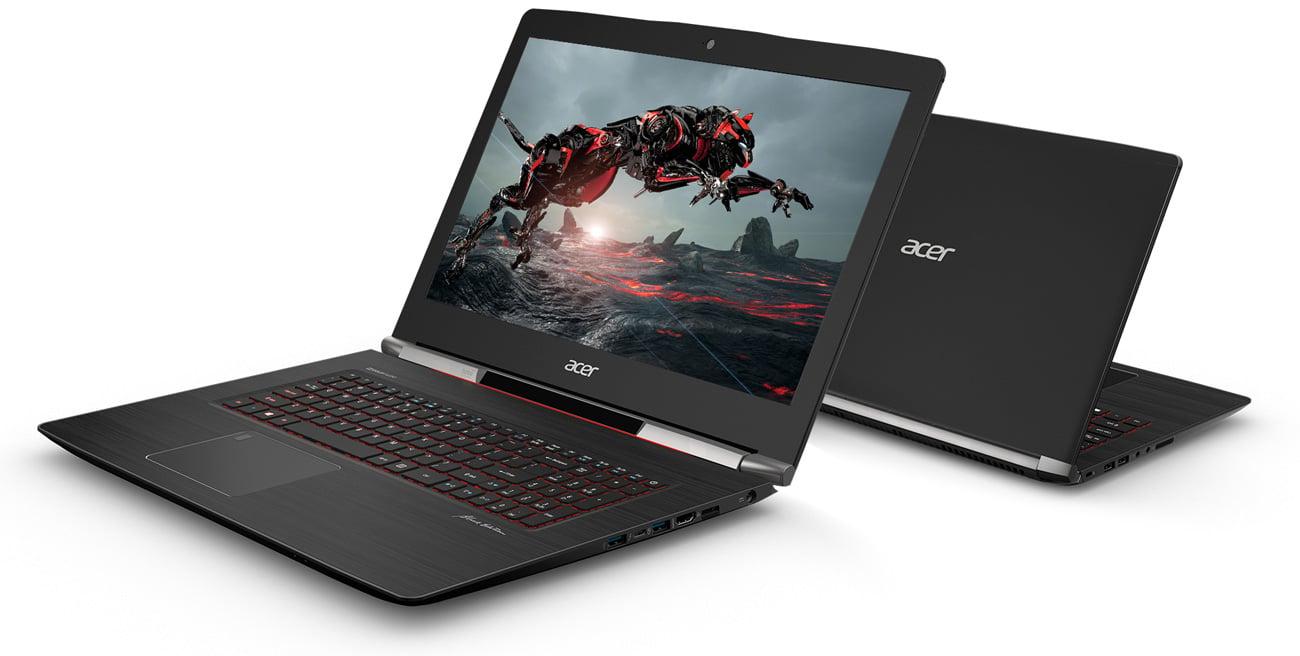 Acer VN7-793G procesor Intel Core i7 siódmej generacji