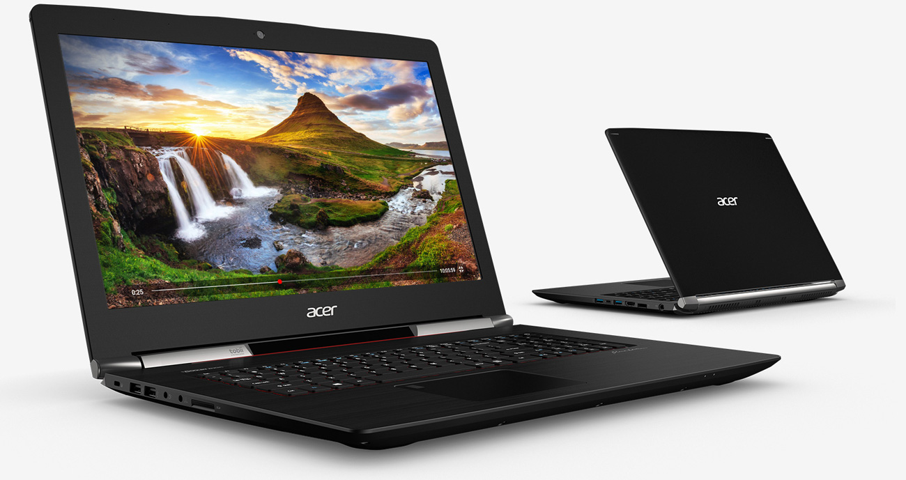 Acer VN7-593G aluminiowa obudowa