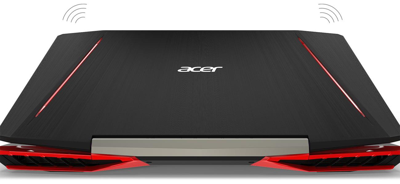Acer VX5-591G łączność bezprzewodowa