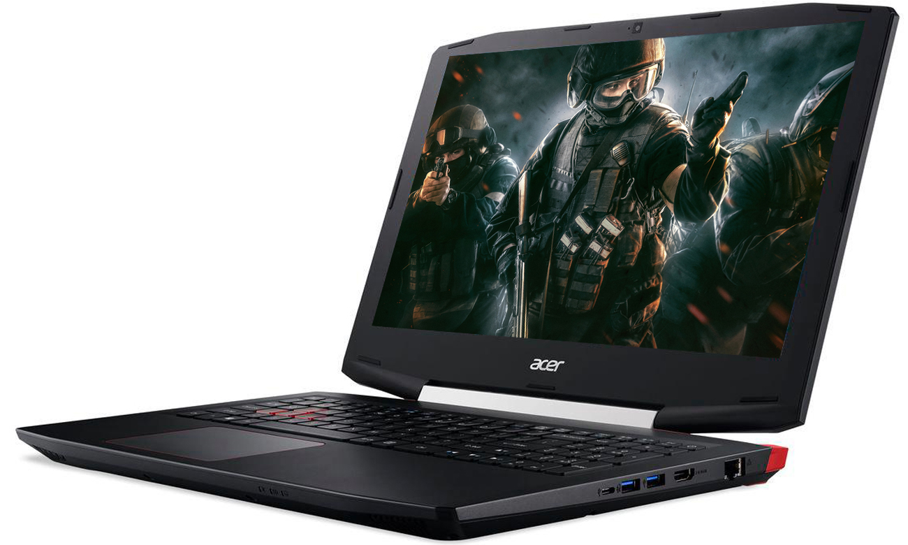 Acer VX5-591G grafika GTX 1050Ti