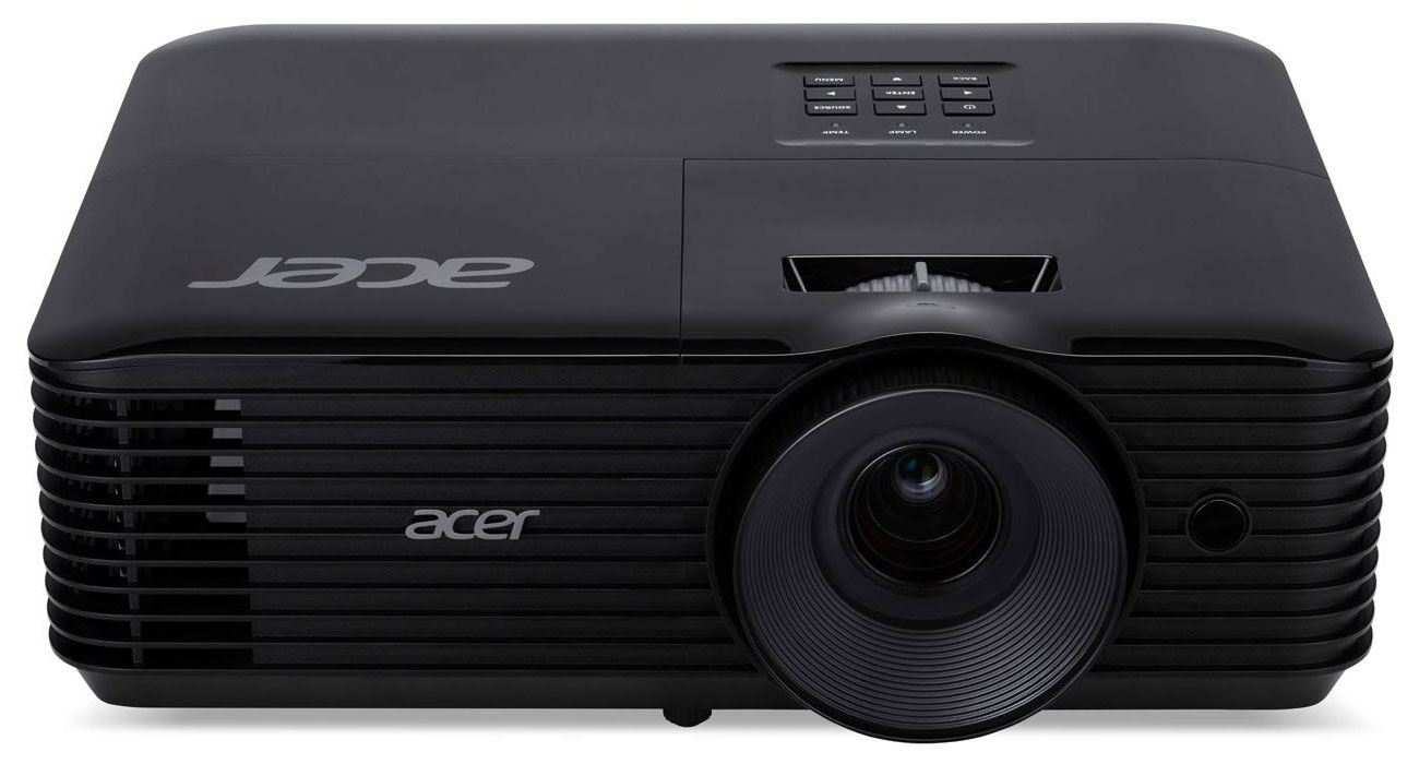 Acer X118H DLP Wygodne i elastyczne rozwiązania