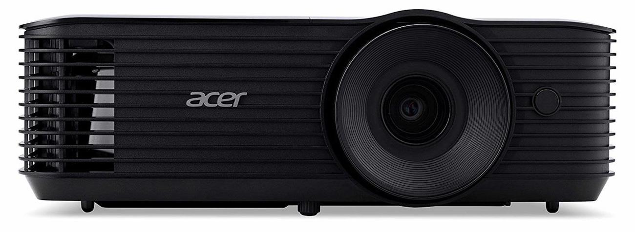 Acer X138WH Widok Z Przodu