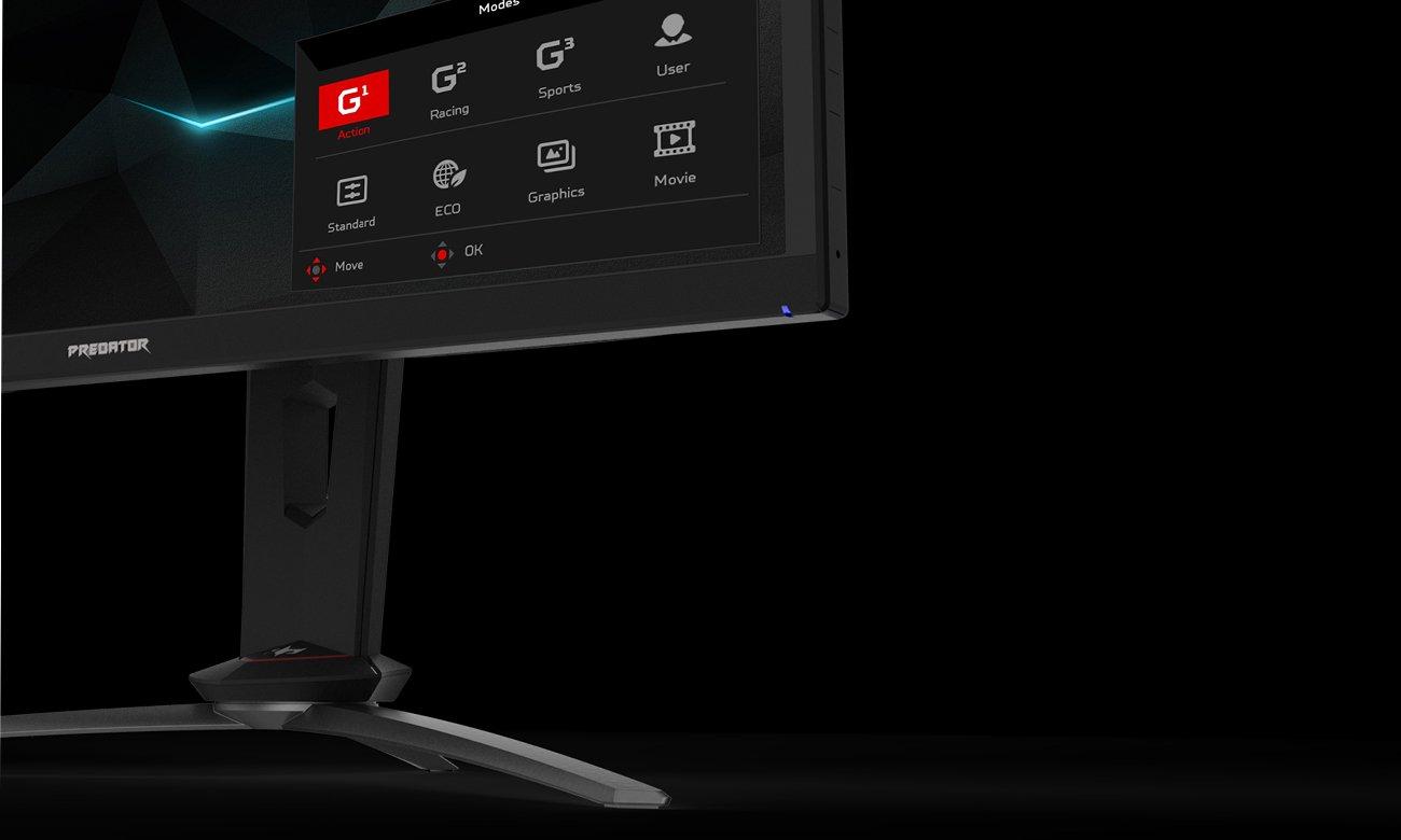 Monitor gamingowy Acer Predator XB273XBMIPRZX