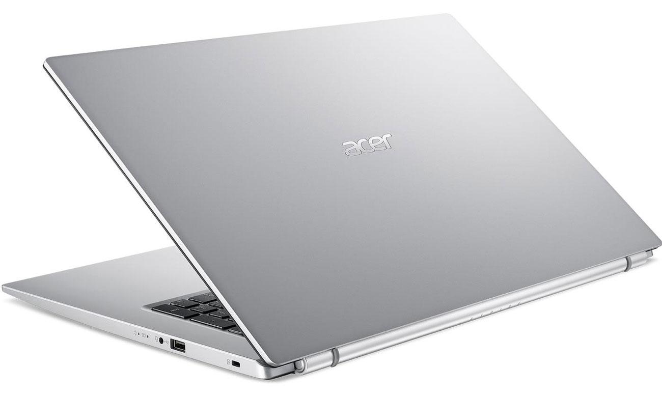 Экран и клавиатура Acer Aspire 3