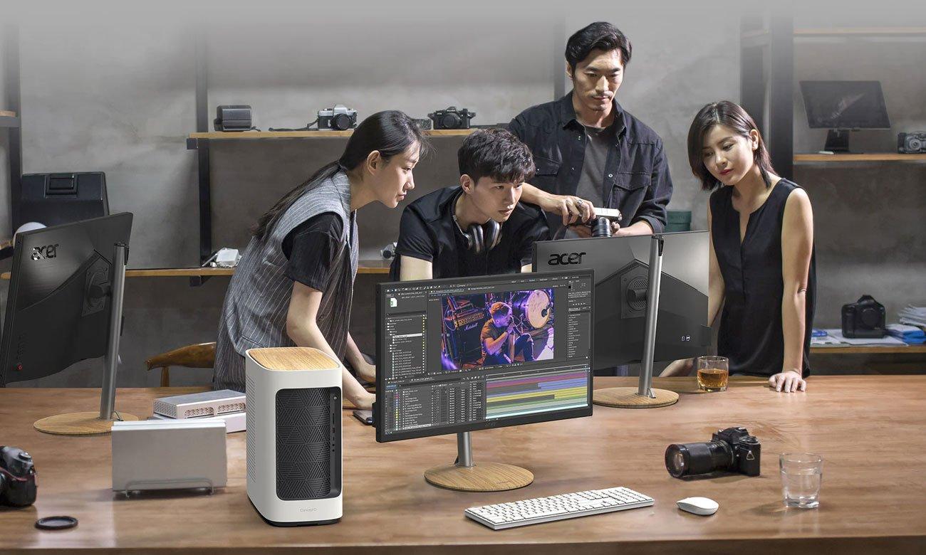 Projektowanie w Acer ConceptD 300