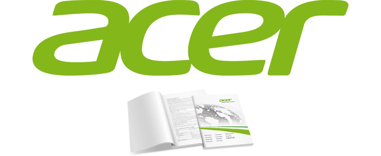 Acer Rozszerzenie Gwarancji do 3 lat (Swift/Spin 3,5,7) SV.WNCAP.PL1
