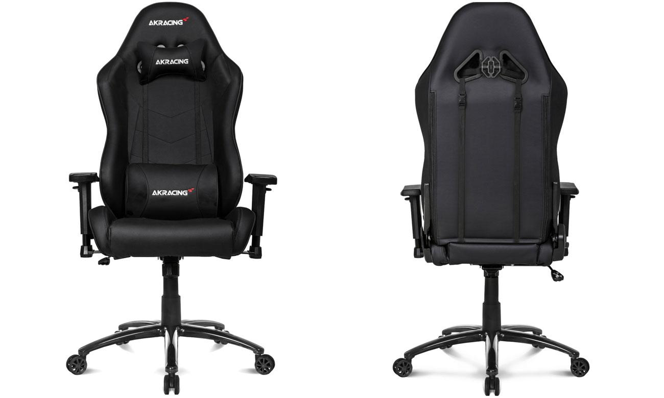 Fotel dla gracza AKRACING Core SX Czarny