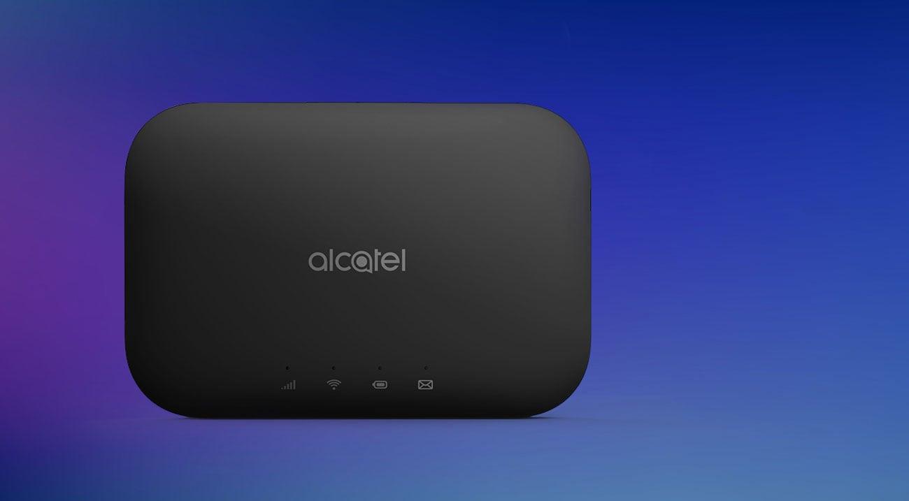 Modem Alcatel LINK ZONE WiFi a/b/g/n/ac 3G/4G LTE 300Mbps MW70VK