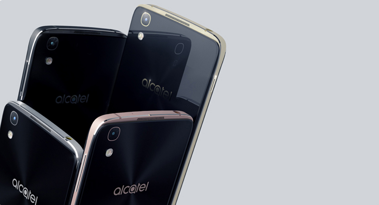 Alcatel ONETOUCH IDOL 4 kamera 13 mpix