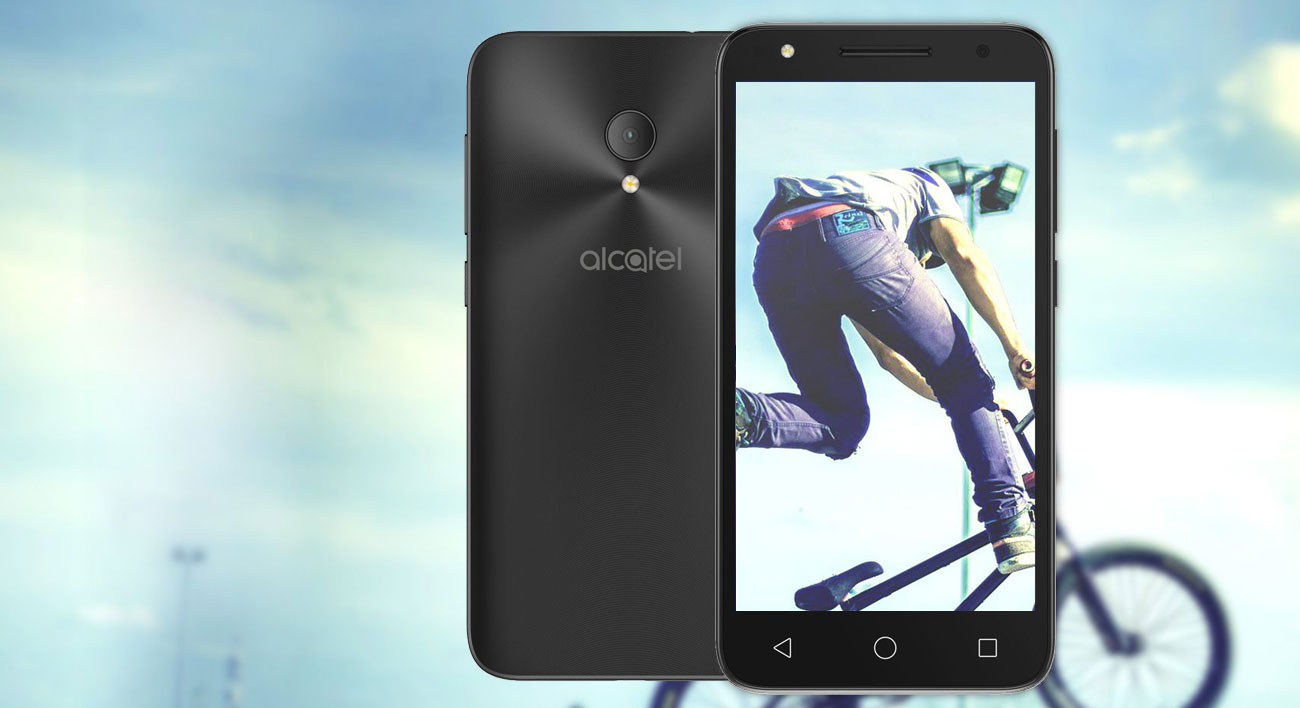 Alcatel U5 Premium ekran 5 hd ips