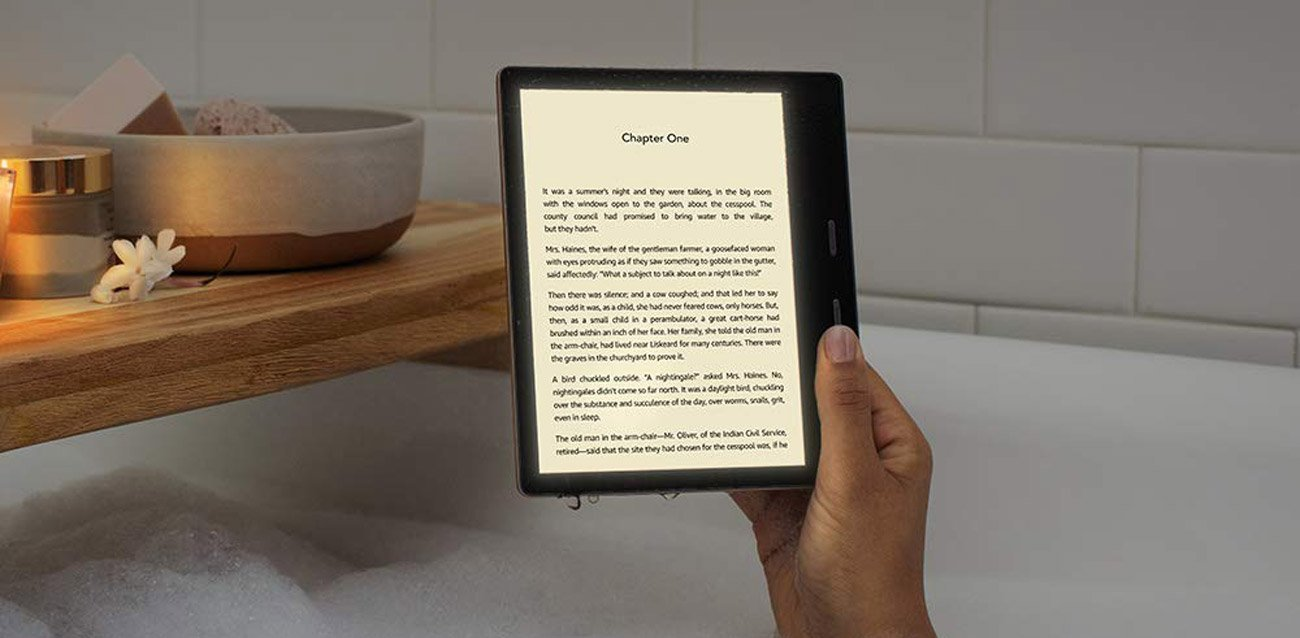 Amazon Kindle Oasis 3 czytnik e-book