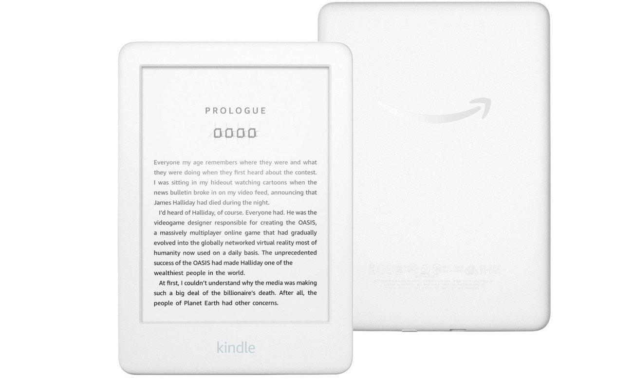 Amazon Papier toaletowy + Kindle 10 2019 biały