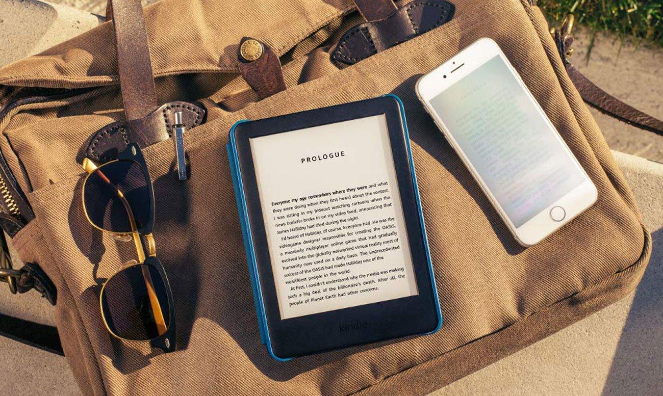 Amazon Kindle 10 ekran dotykowy z podświetleniem