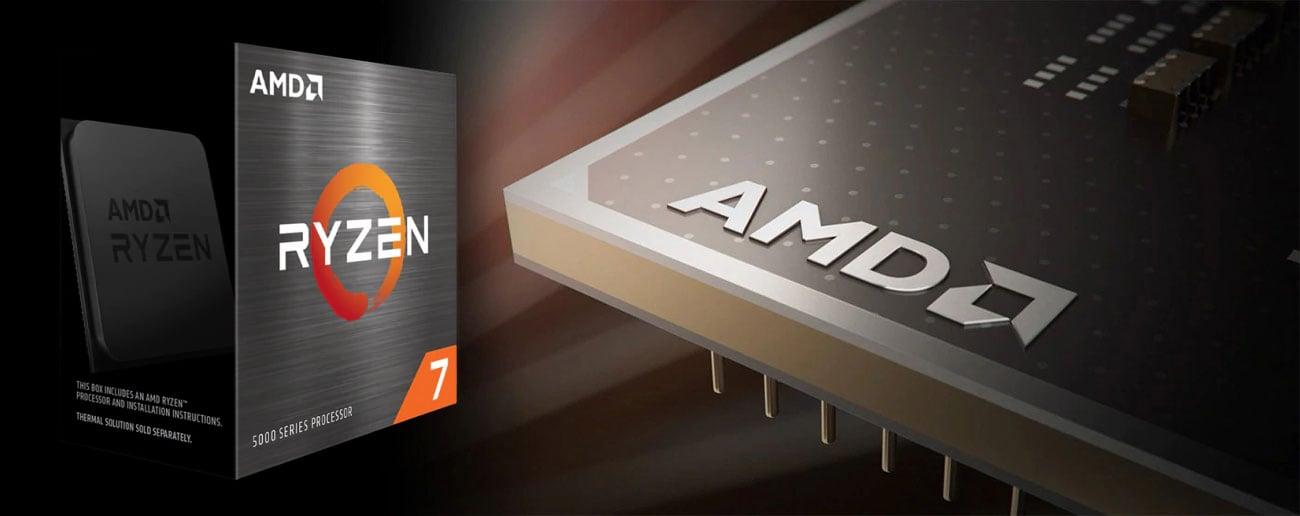 Procesor AMD Ryzen 7 5800X 100-100000063WOF