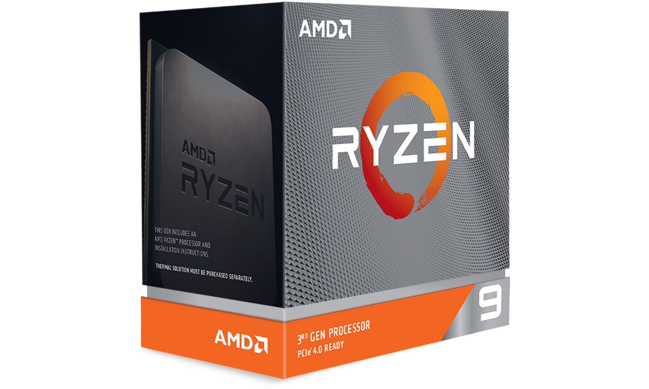 AMD Ryzen 9 3900XT 100-100000277WOF