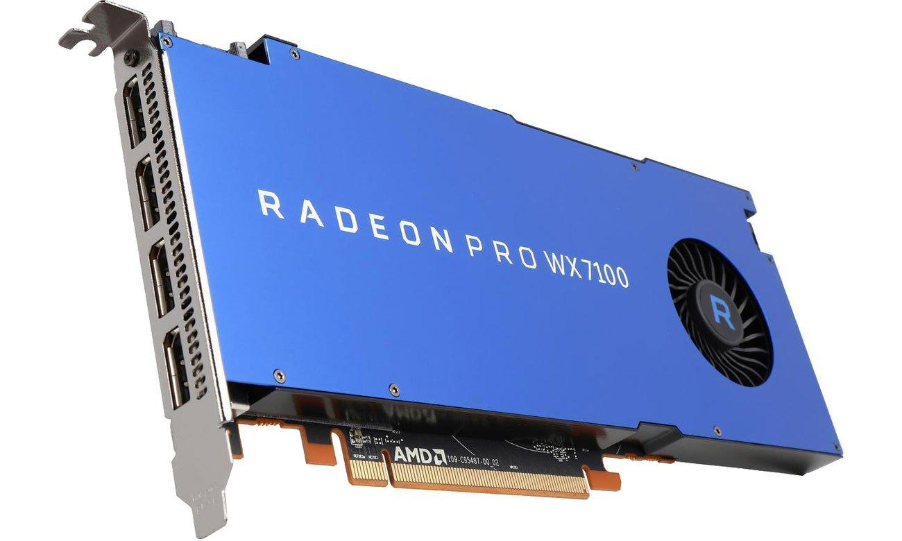Karta graficzna AMD Radeon Pro WX 7100 8GB GDDR5 100-505826