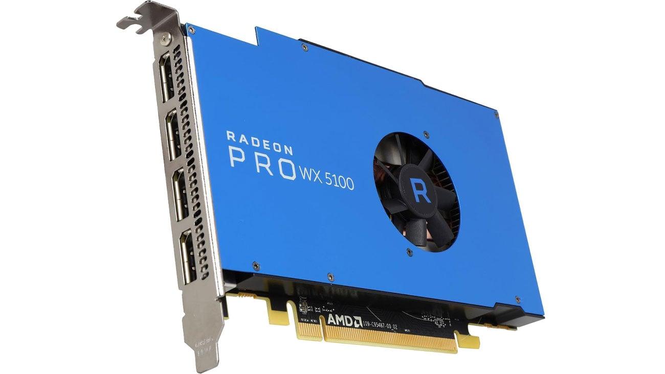 Karta graficzna AMD Radeon Pro WX 5100 8GB GDDR5 100-505940