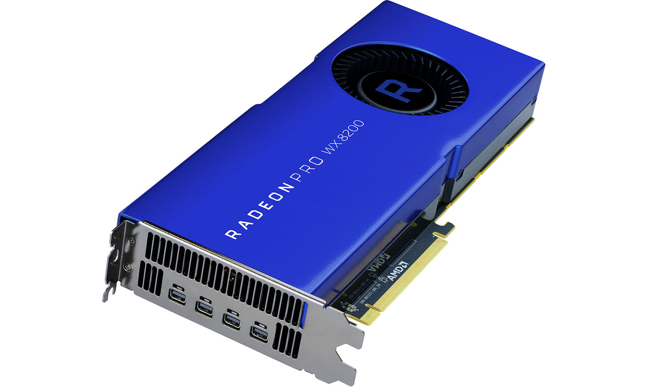 AMD Radeon Pro WX 8200 8 GB HBM2