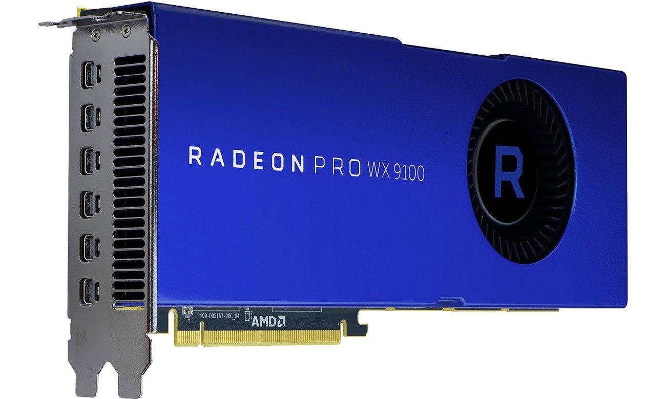 Karta graficzna AMD Radeon Pro WX 9100 16GB HBM2 100-505957