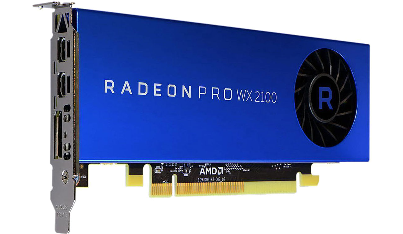 Karta graficzna AMD Radeon Pro WX 2100 2GB GDDR5 100-506001