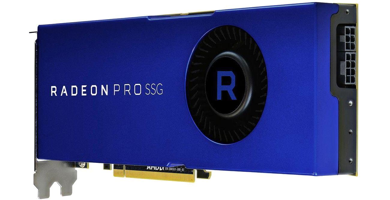 Karta graficzna AMD Radeon Pro SSG VEGA 16GB HBM2 100-506014