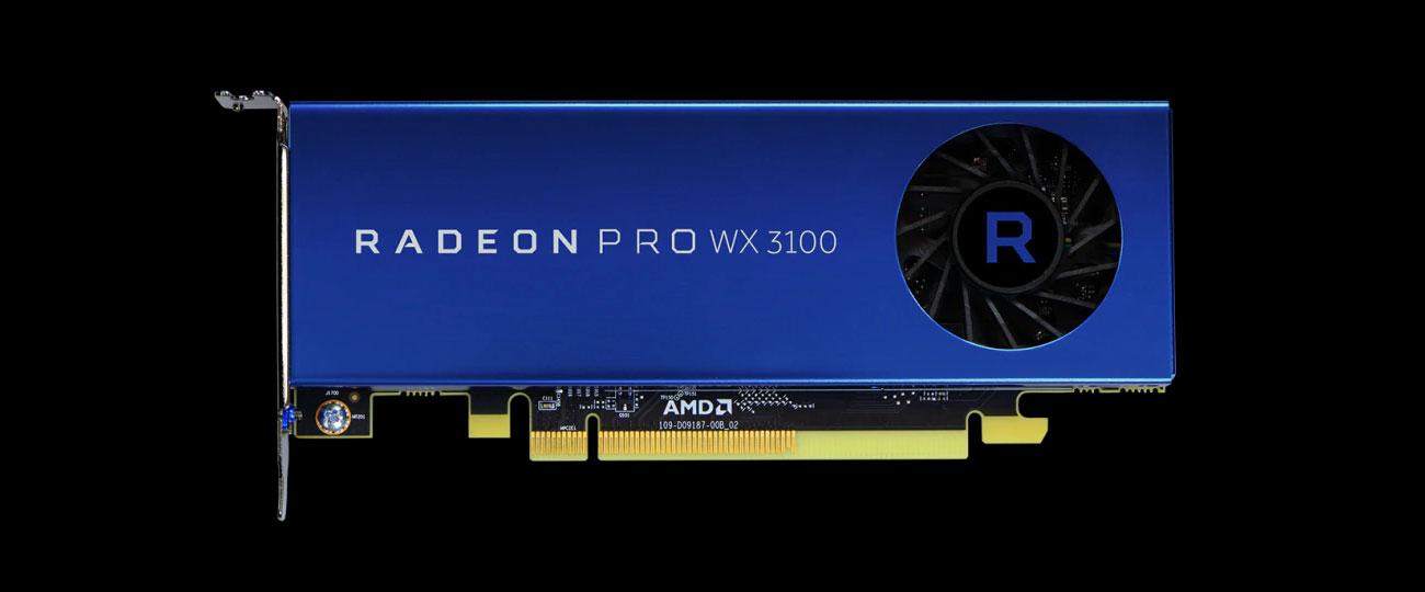AMD Radeon Pro WX 3100 4GB GDDR5 100-506115