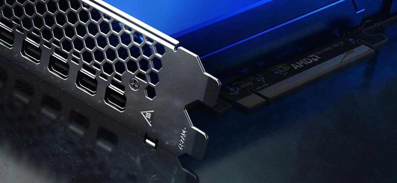 AMD Radeon PRO W6800 32GB - Technologie