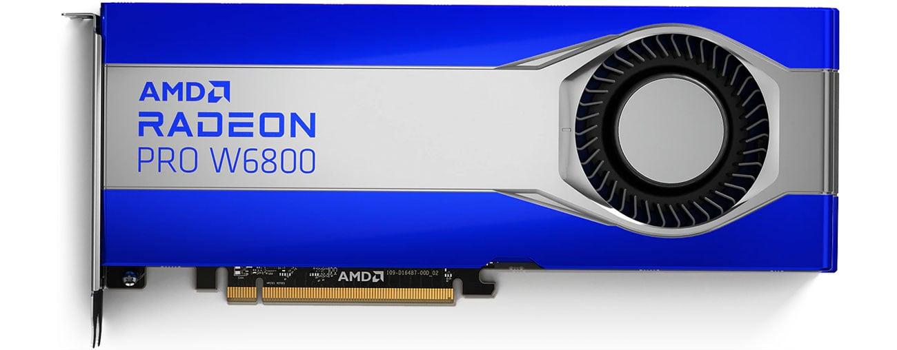 AMD Radeon PRO W6800 32GB - Chłodzenie