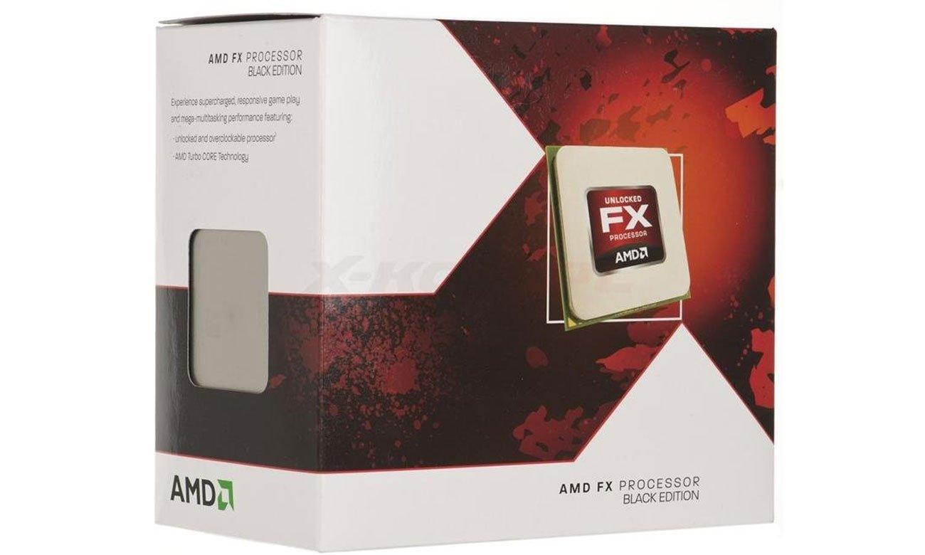 Procesory AMD FX Black Edition doskonala wydajnosc