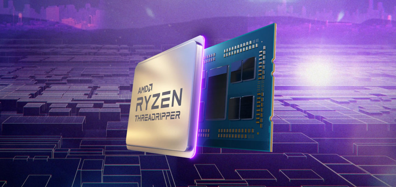 Procesor AMD Ryzen Threadripper 3990X 100-100000163WOF