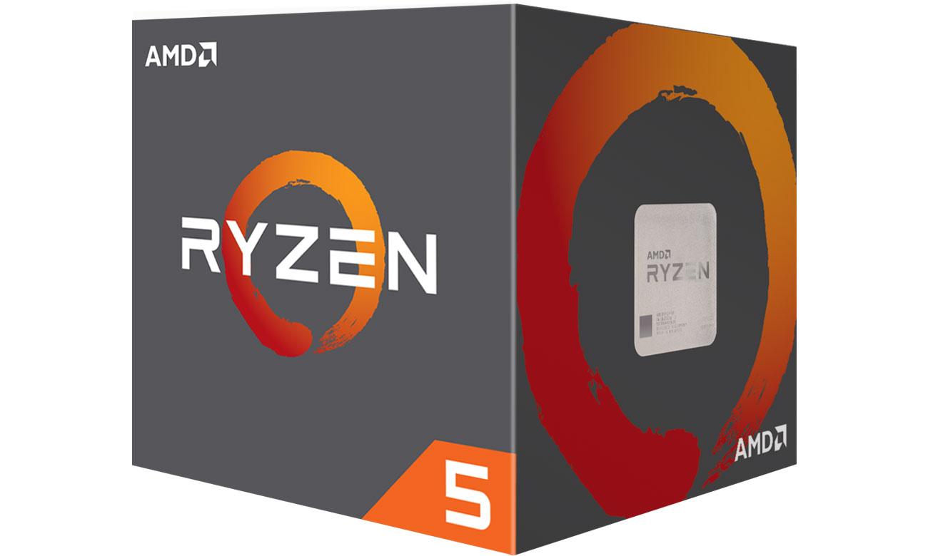 AMD Ryzen 5 1600 3.2 GHz