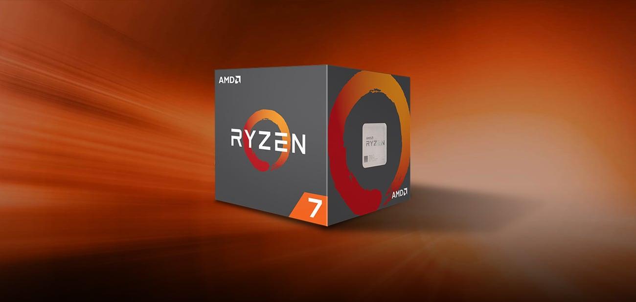 AMD Ryzen 7 1800X 3.60 GHz  Wydajność